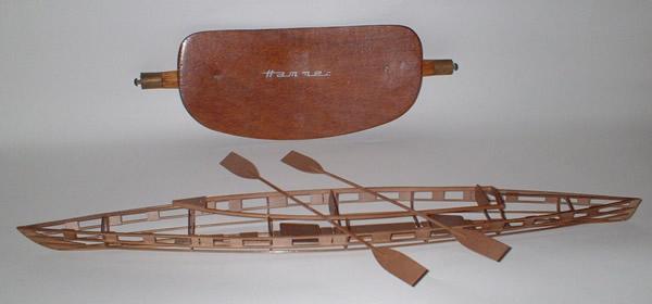 www waterweb de - Folding Kayak Model 'Hammer Seewolf' to a